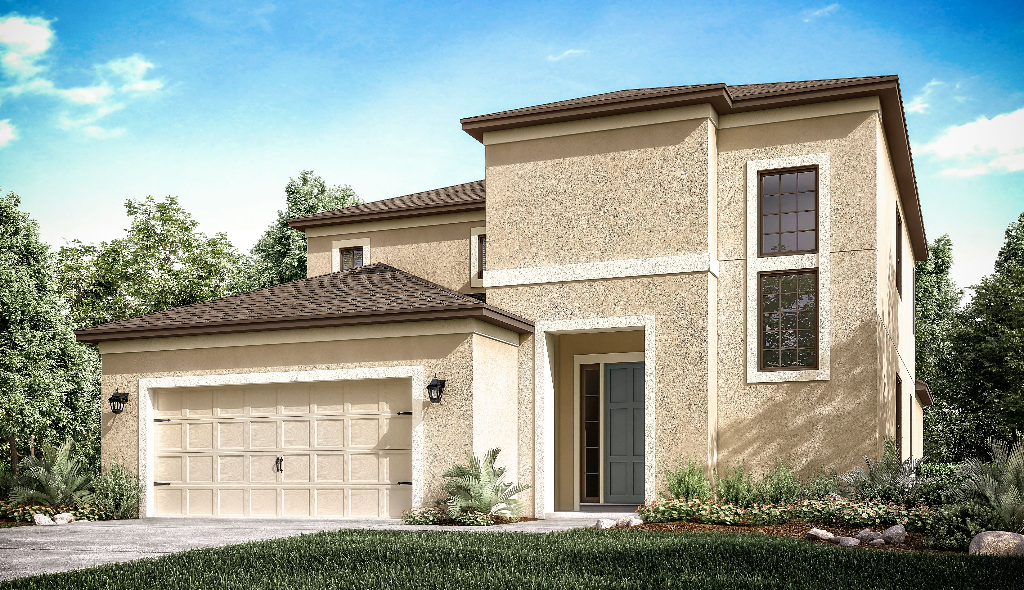 Exterior featured in the Martinique By Taylor Morrison in Sarasota-Bradenton, FL