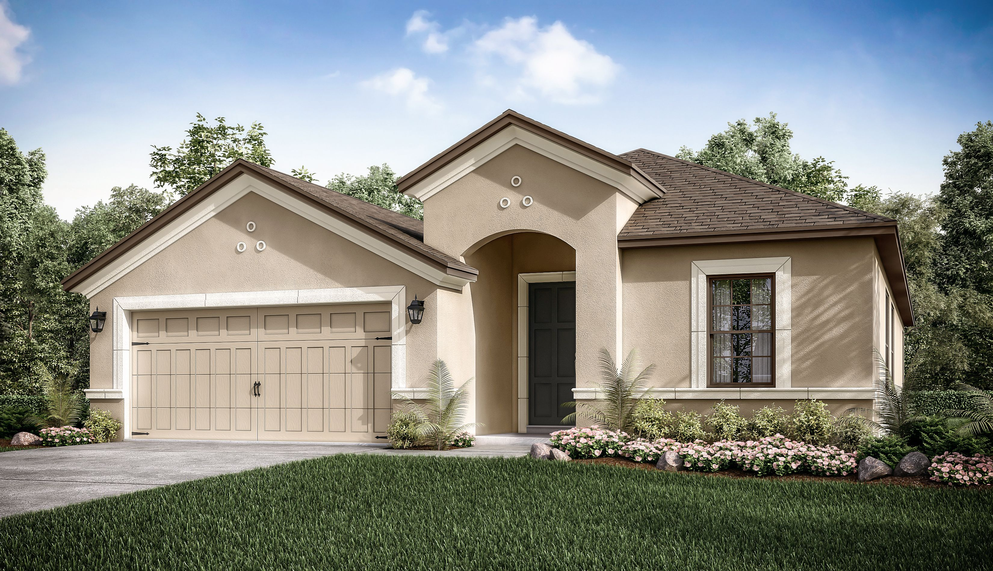 Exterior featured in the Saint Thomas By Taylor Morrison in Sarasota-Bradenton, FL
