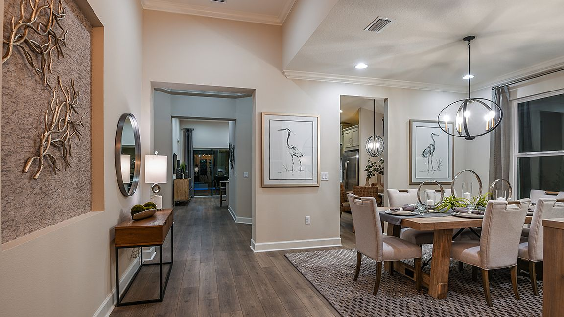 Living Area featured in the Saint Thomas By Taylor Morrison in Sarasota-Bradenton, FL