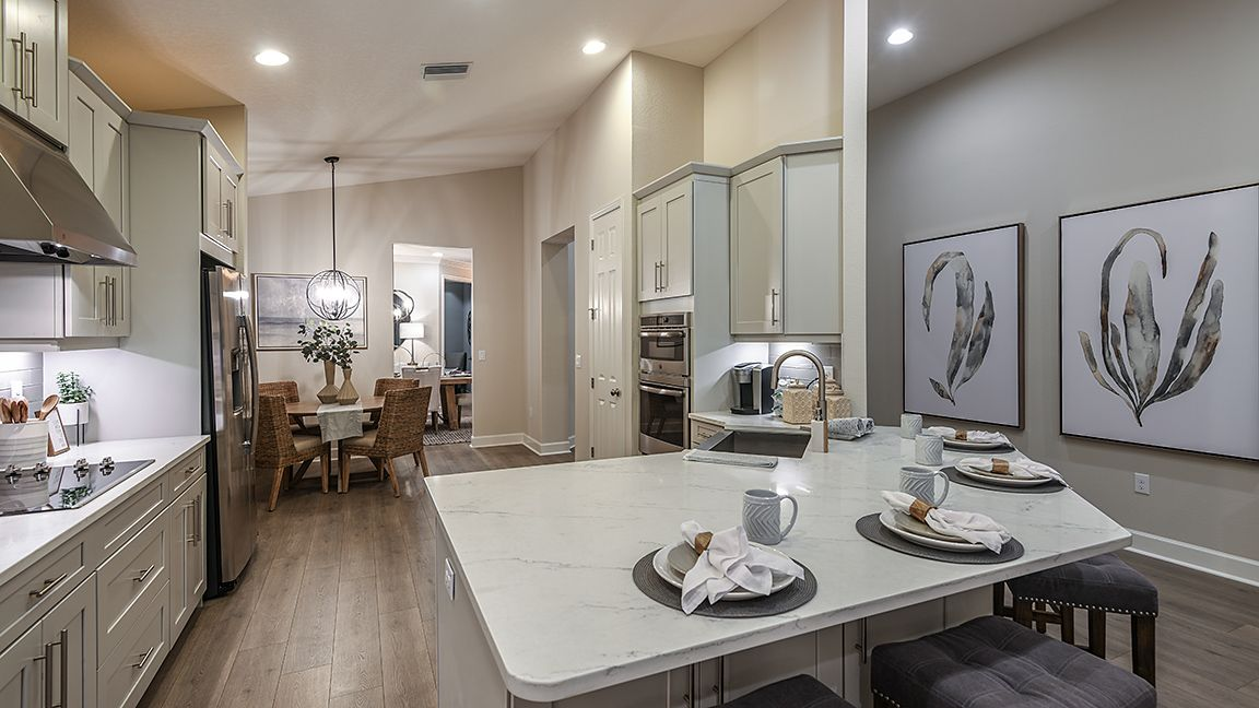 Kitchen featured in the Saint Thomas By Taylor Morrison in Sarasota-Bradenton, FL