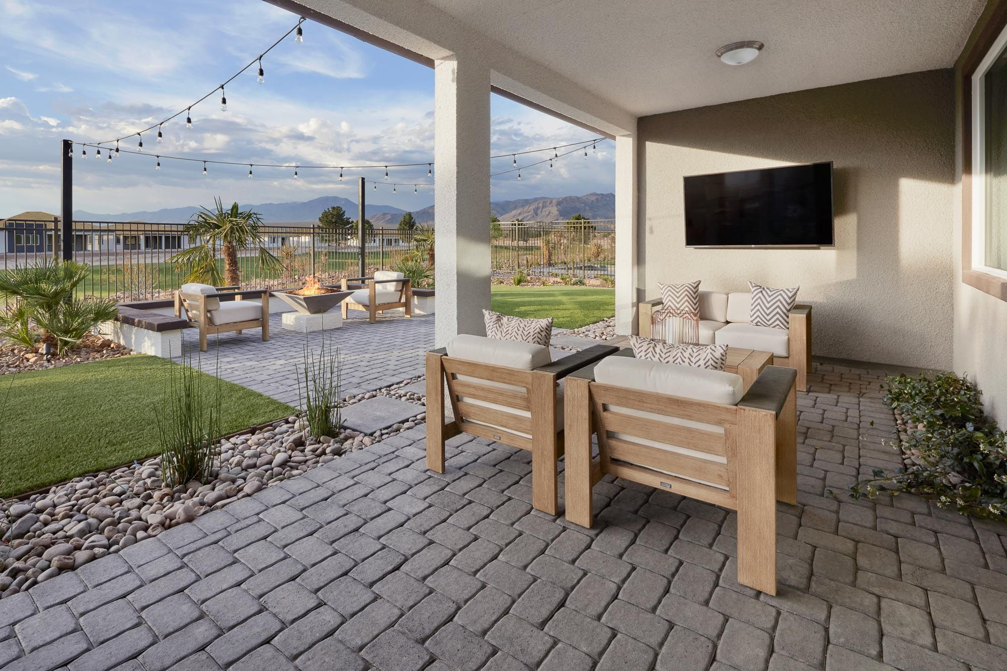 Exterior featured in the Jade Plan 4 By Taylor Morrison in Las Vegas, NV