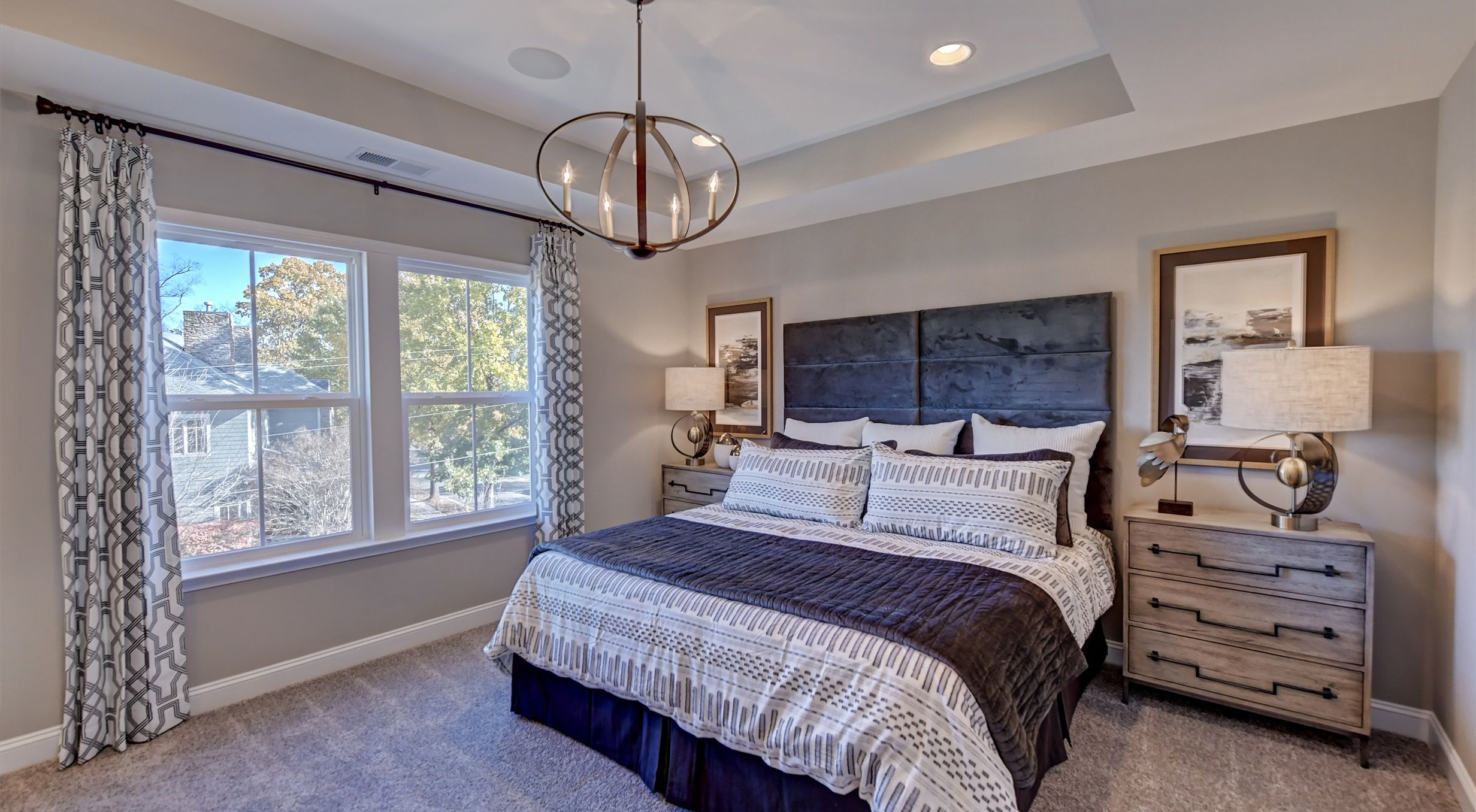 Bedroom featured in the Breckenridge II By Taylor Morrison in Charlotte, NC