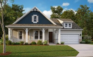 Creekside at Bethpage by Taylor Morrison in Raleigh-Durham-Chapel Hill North Carolina