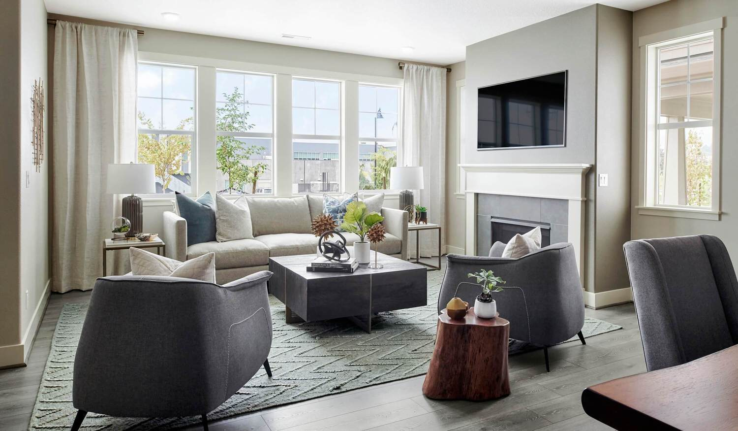 Living Area featured in the Larkspur WLH By Taylor Morrison in Portland-Vancouver, OR