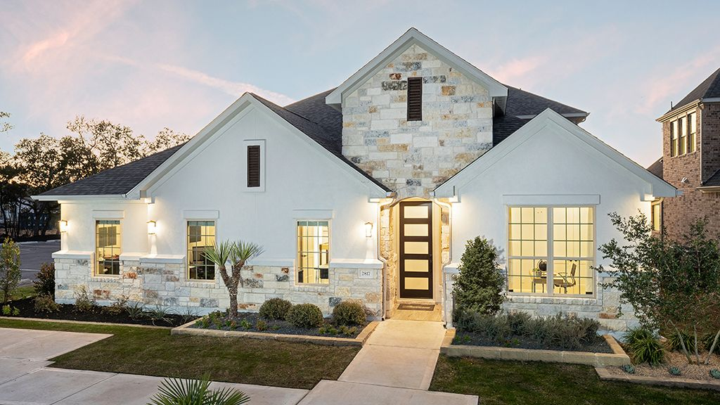 Exterior featured in the Alabaster By Taylor Morrison in Austin, TX