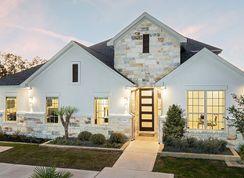 Alabaster - Bluffview 70s: Leander, Texas - Taylor Morrison