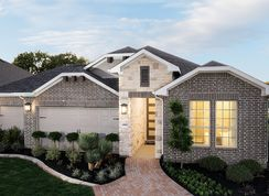 Dovetail - Heritage at Vizcaya - Age Restricted 55+ Community: Round Rock, Texas - Taylor Morrison
