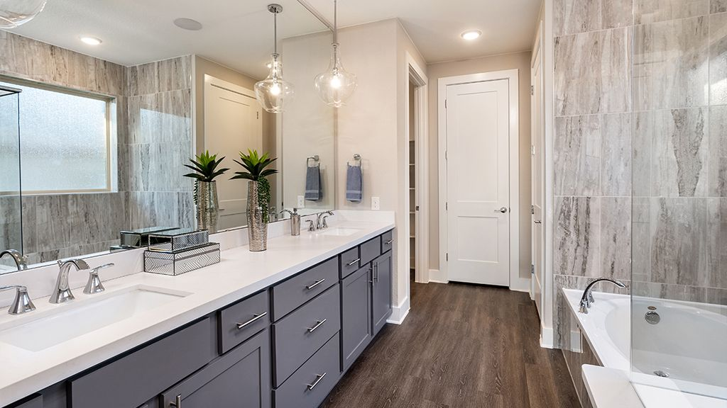 Bathroom featured in the Dovetail By Taylor Morrison in Austin, TX