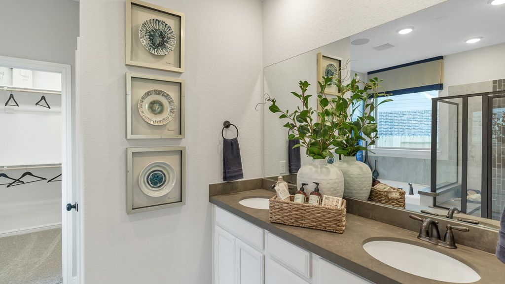 Bathroom featured in the Terracotta By Taylor Morrison in Houston, TX