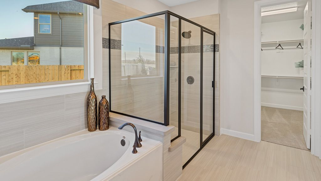 Bathroom featured in the Carnelian By Taylor Morrison in Houston, TX