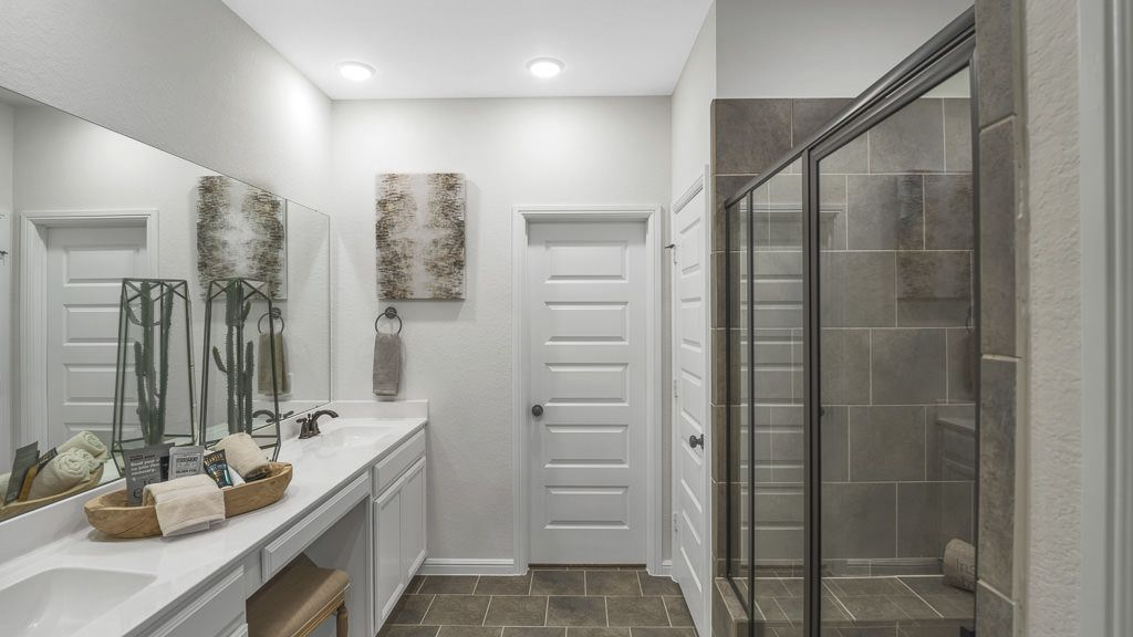 Bathroom featured in the Indigo By Taylor Morrison in Houston, TX