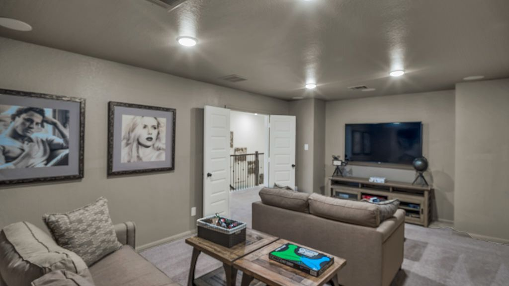 Living Area featured in the Indigo By Taylor Morrison in Houston, TX