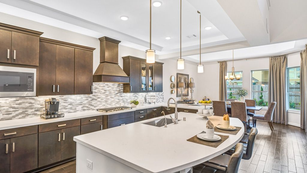Kitchen featured in the Salerno Plan By Taylor Morrison in Houston, TX