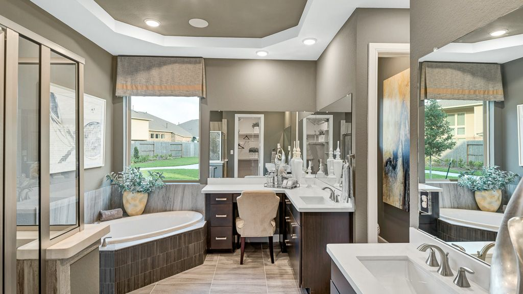 Bathroom featured in the Salerno Plan By Taylor Morrison in Houston, TX