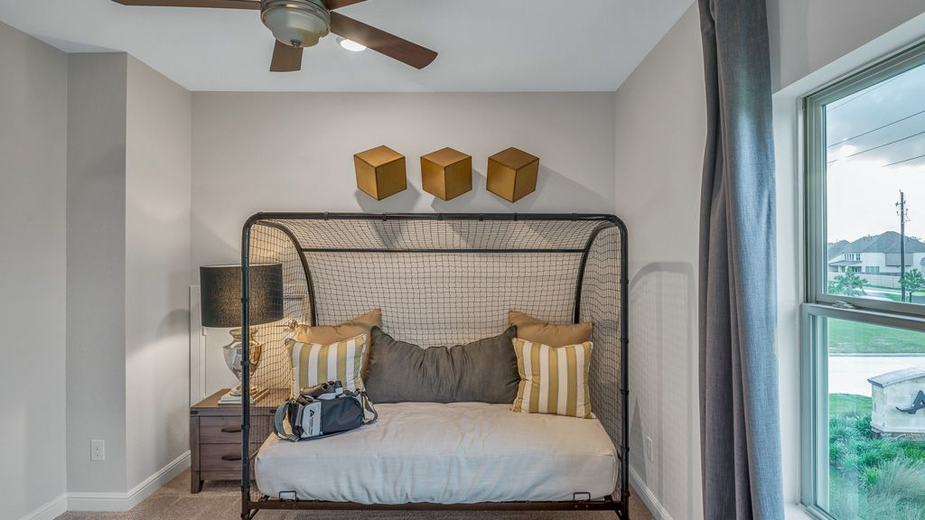 Bedroom featured in the Salerno Plan By Taylor Morrison in Houston, TX