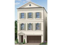 1363 - 3 Story - Somerset Green: Houston, Texas - Darling  Homes