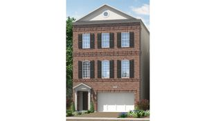 1362 - 3 Story - Somerset Green: Houston, Texas - Darling  Homes