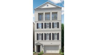 13644 - 4 Story - The Woodlands, the VUE at East Shore: The Woodlands, Texas - Darling  Homes