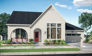 Bonterra at Woodforest Cottages by Darling  Homes in Houston Texas