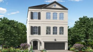 1341 - 3 Story - The Woodlands, the VUE at East Shore: The Woodlands, Texas - Darling  Homes