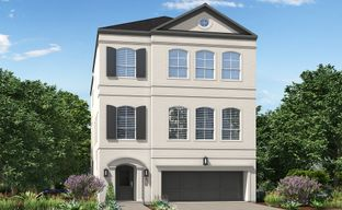 The Woodlands, the VUE at East Shore by Darling  Homes in Houston Texas