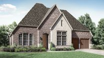 The Woodlands, Smooth Stream 65s by Darling  Homes in Houston Texas