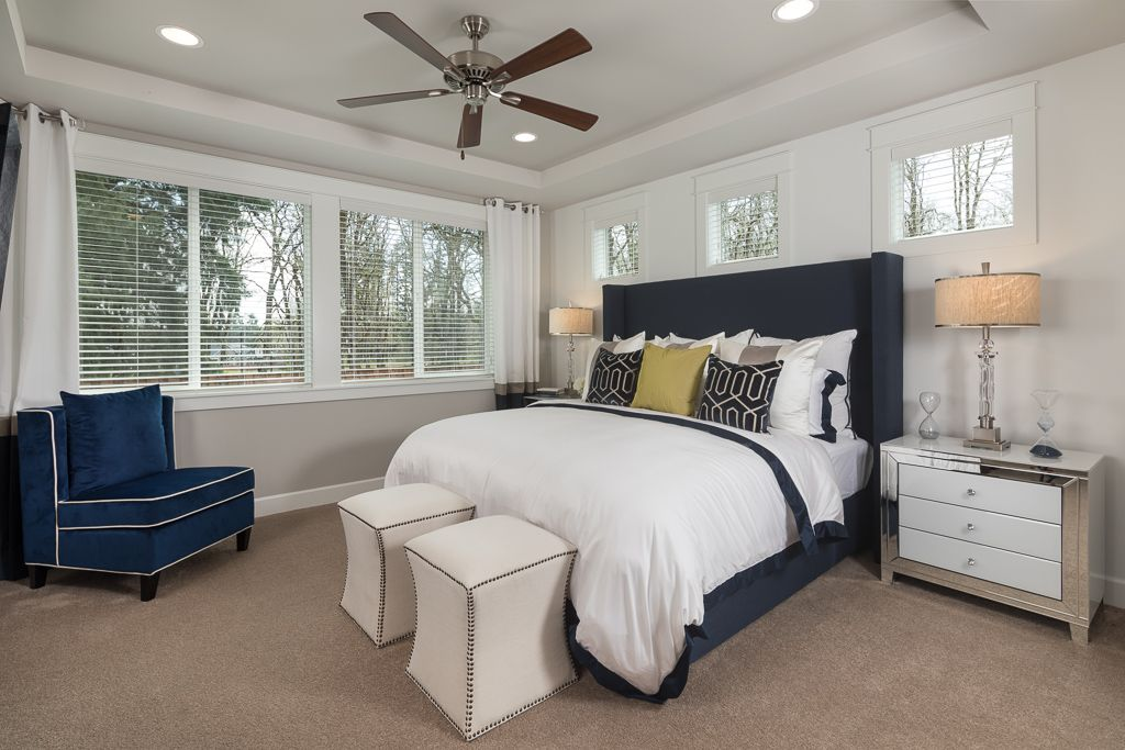 Bedroom featured in The Walnut By Taylor Morrison in Olympia, WA