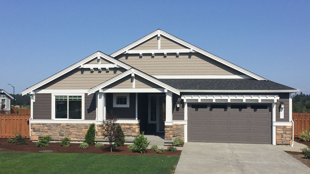 Exterior featured in The Oak By Taylor Morrison in Olympia, WA