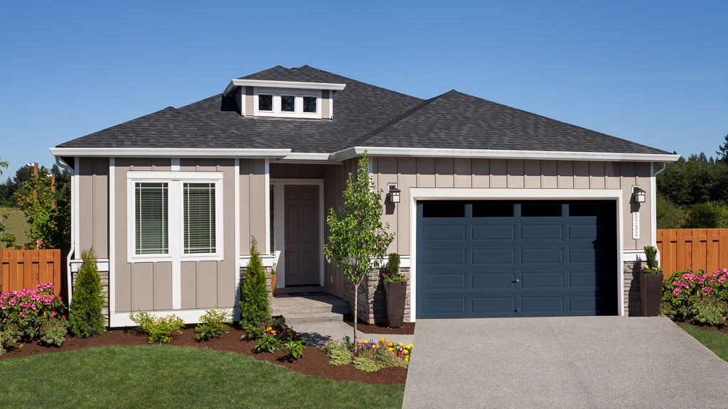 Exterior featured in The Willow By Taylor Morrison in Olympia, WA