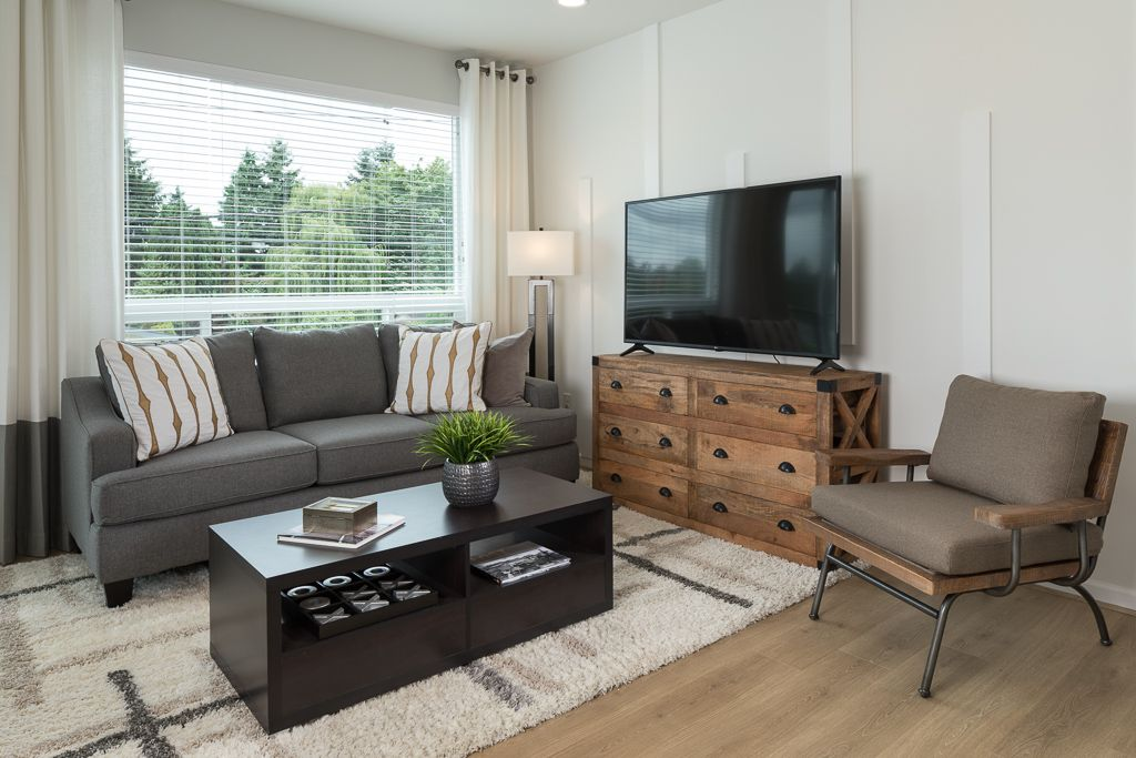 Living Area featured in The Bristol  B WLH By Taylor Morrison in Seattle-Bellevue, WA