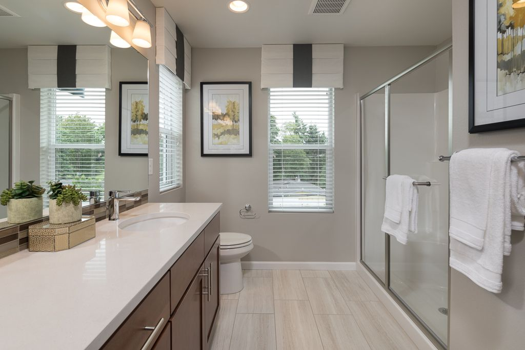 Bathroom featured in The Bristol  A WLH By Taylor Morrison in Seattle-Bellevue, WA