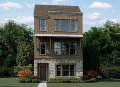 Sangria Plan - Founders Parc: Euless, Texas - Taylor Morrison