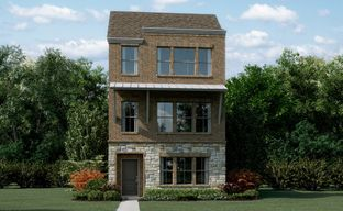 Founders Parc 46s by Taylor Morrison in Fort Worth Texas