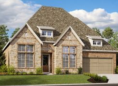 5090 Plan - Lakewood at Brookhollow 60s: Prosper, Texas - Darling  Homes