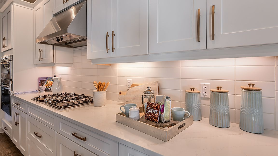 Kitchen featured in the Farnese Plan By Taylor Morrison in Fort Myers, FL