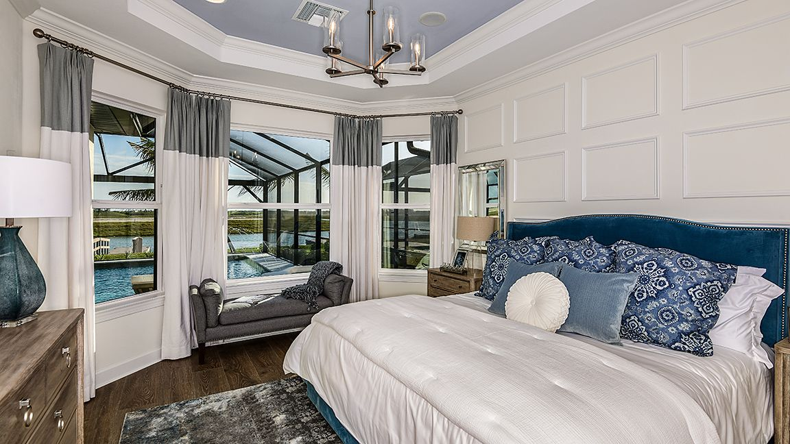 Bedroom featured in the Farnese Plan By Taylor Morrison in Fort Myers, FL