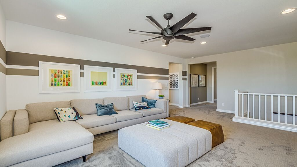 Living Area featured in the Hampton By Taylor Morrison in Phoenix-Mesa, AZ