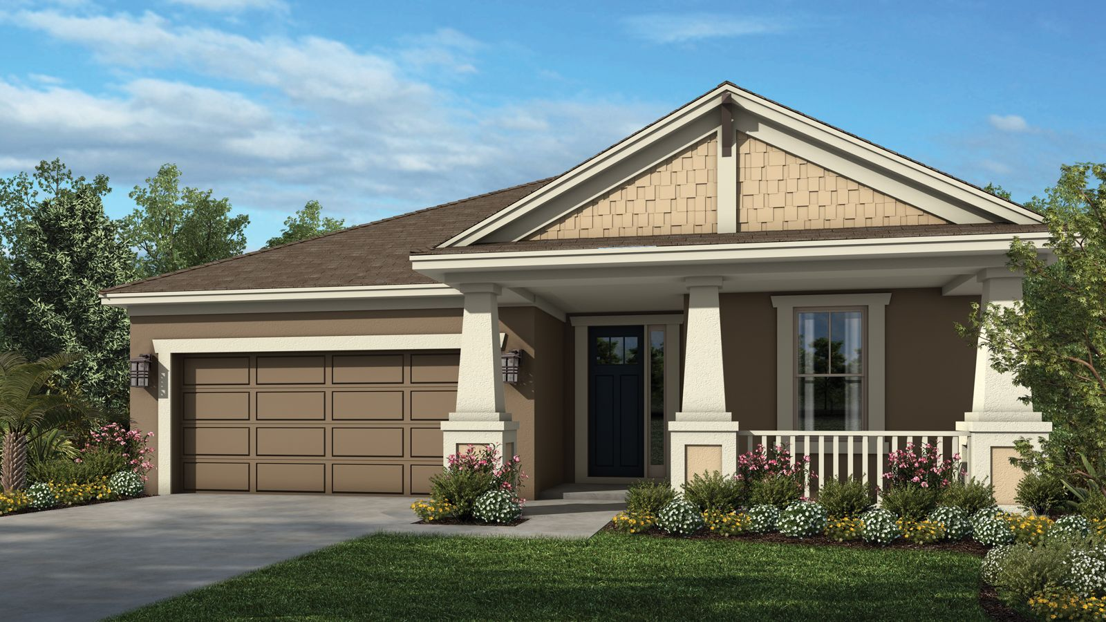 Exterior featured in the Aruba By Taylor Morrison in Orlando, FL