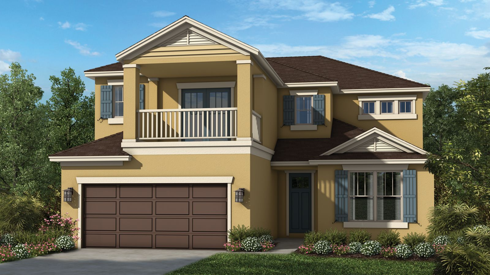 Exterior featured in the Barbados By Taylor Morrison in Orlando, FL