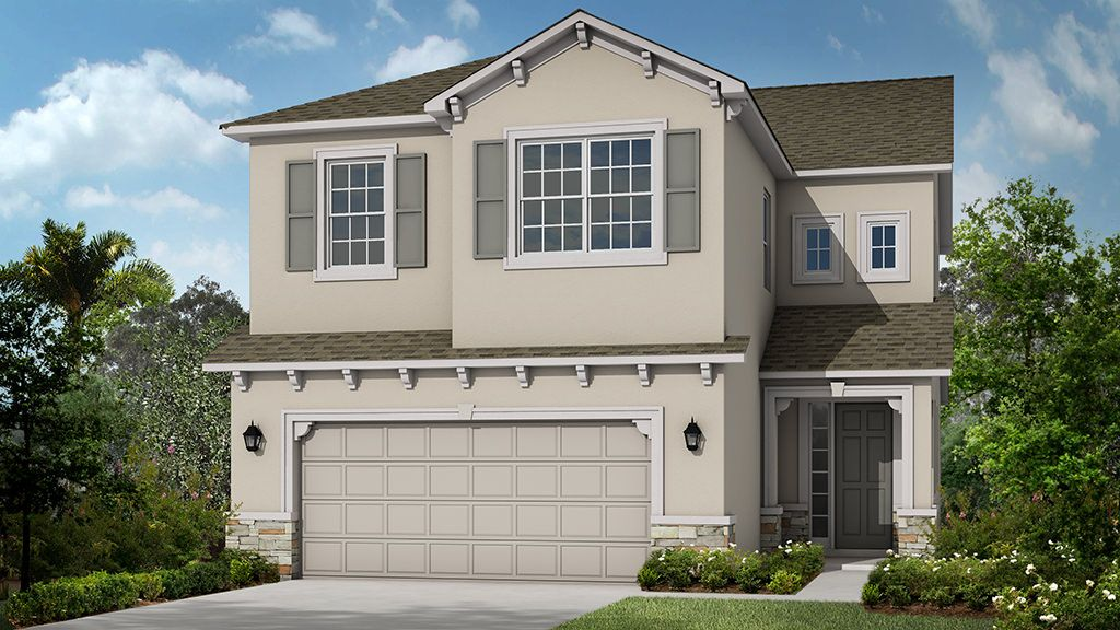 Exterior featured in the Boca Grande By Taylor Morrison in Orlando, FL