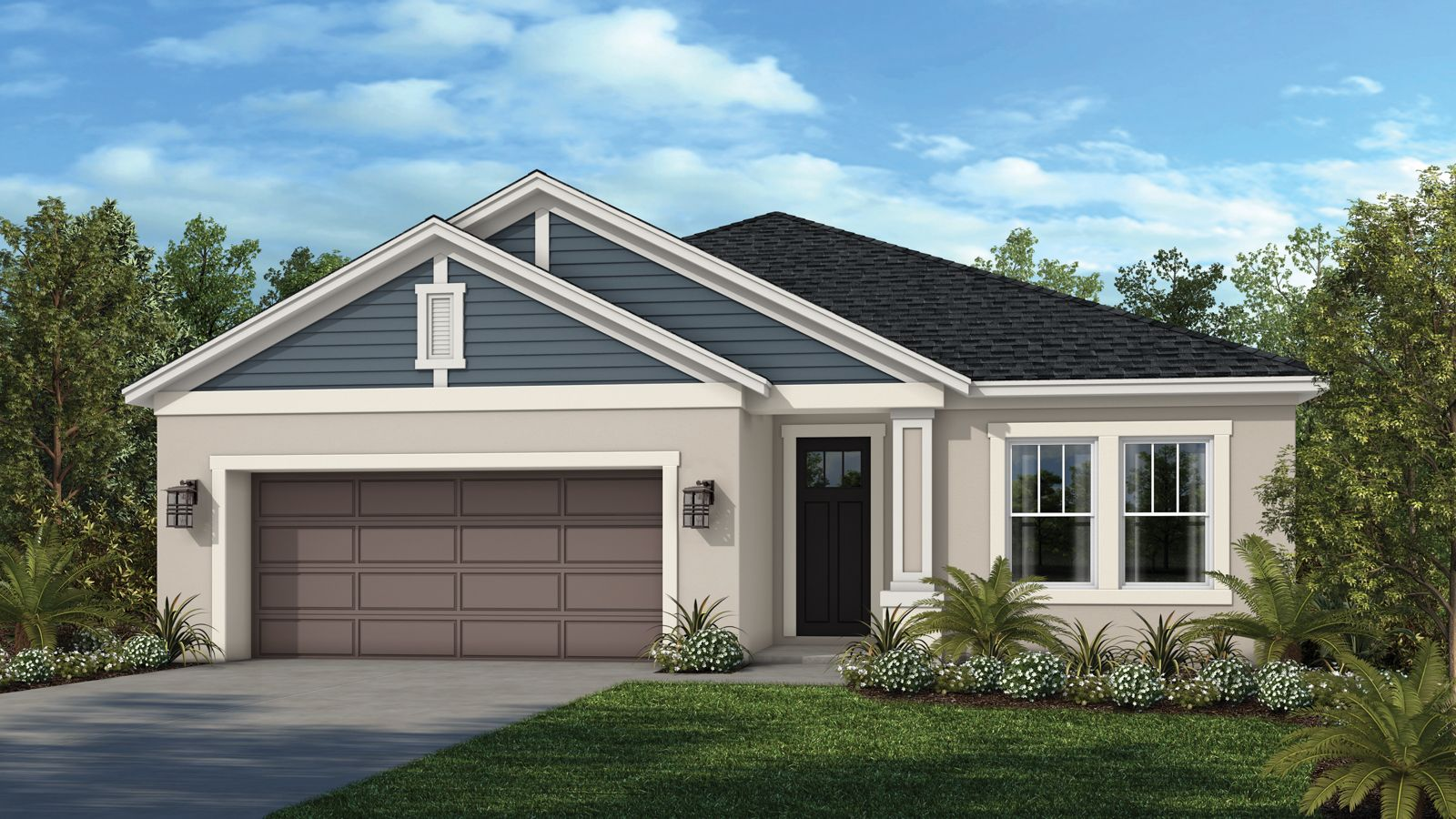 Exterior featured in the Cayman By Taylor Morrison in Orlando, FL