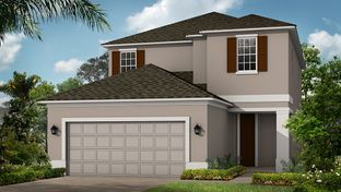 Santa Rosa Plan - Woodland Park: Orlando, Florida - Taylor Morrison