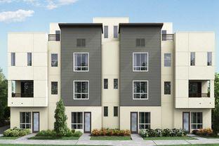 Residence 3 WLH - Rows at NOMA: Richmond, California - Taylor Morrison