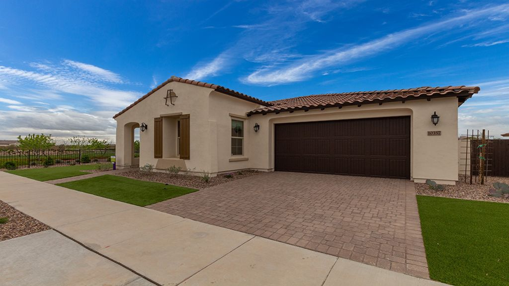 Exterior featured in the London By Taylor Morrison in Phoenix-Mesa, AZ
