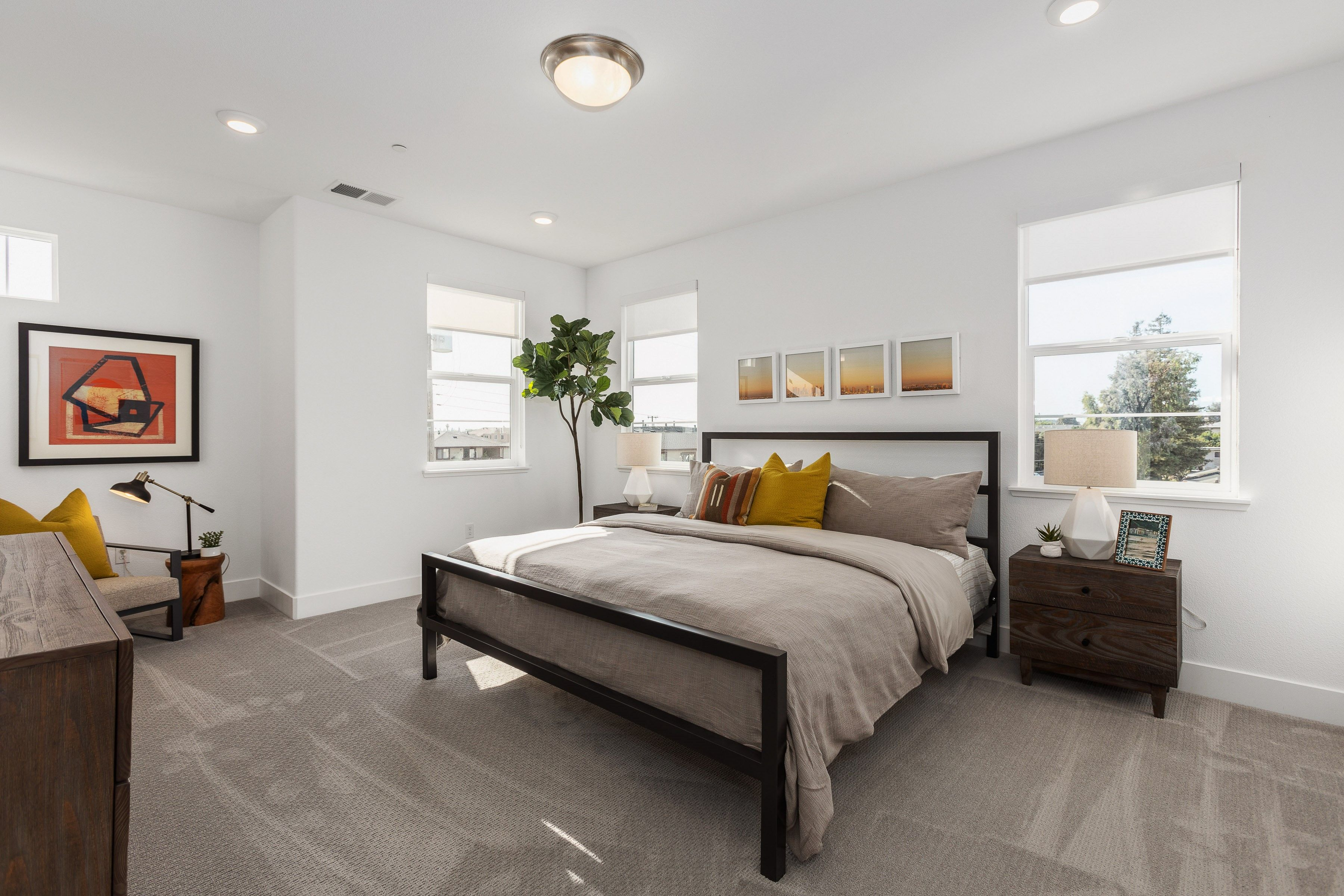 Bedroom featured in the Plan 3 WLH By Taylor Morrison in Oakland-Alameda, CA