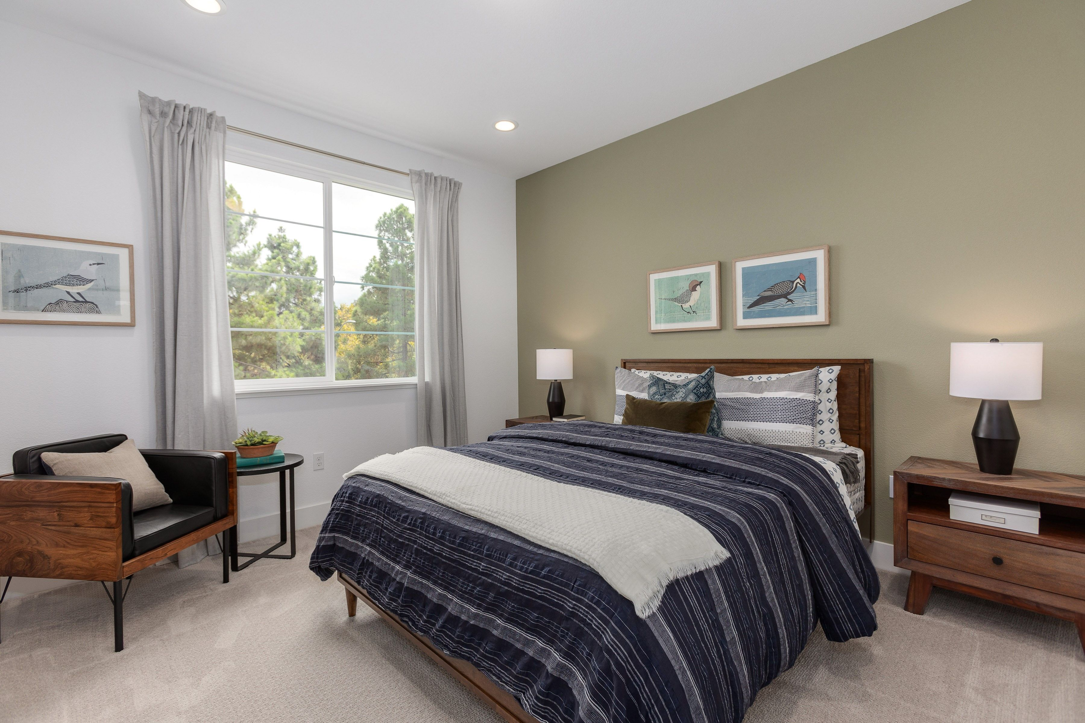 Bedroom featured in the Plan 2 WLH By Taylor Morrison in Oakland-Alameda, CA
