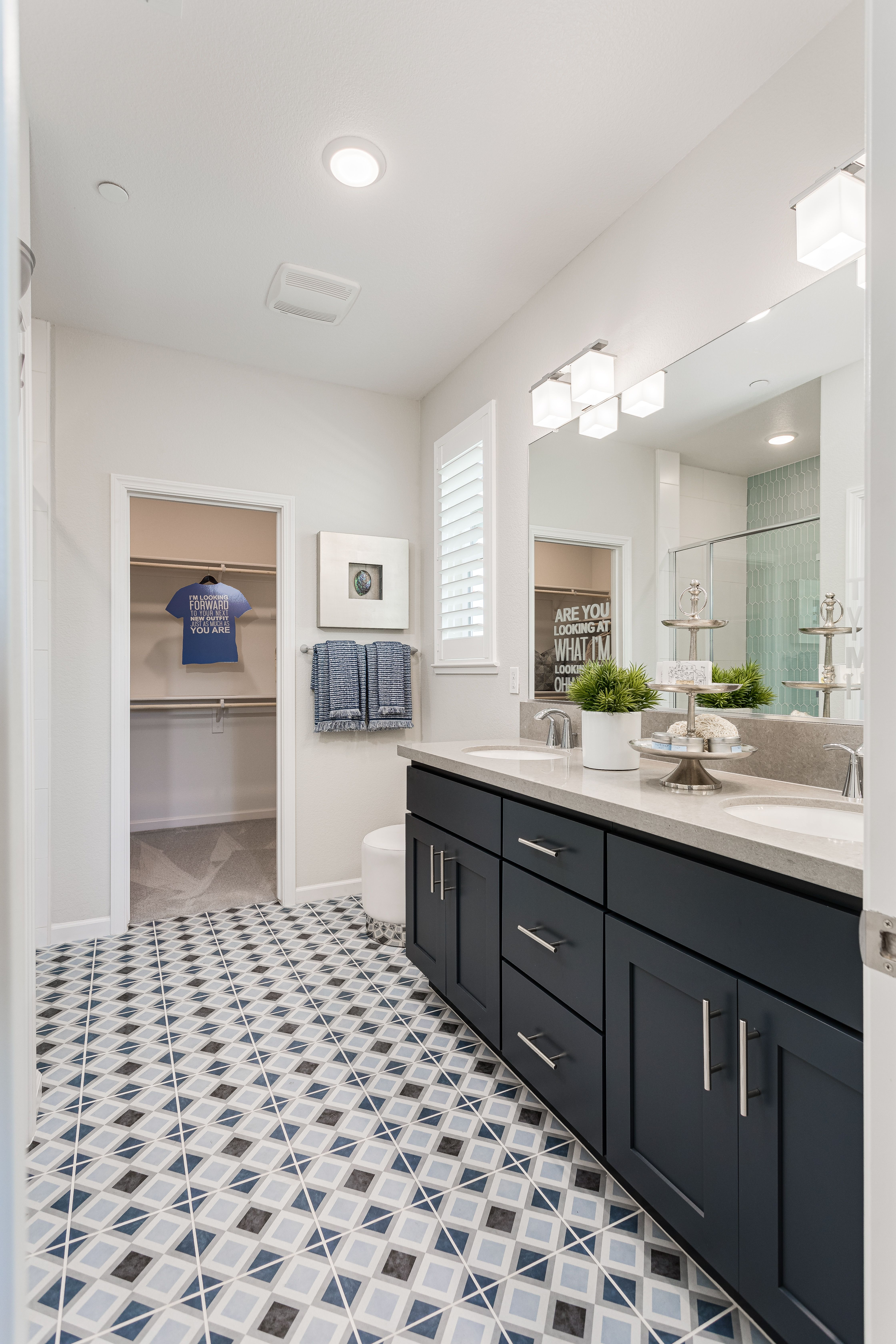 Bathroom featured in the Residence 1 By Taylor Morrison in Stockton-Lodi, CA
