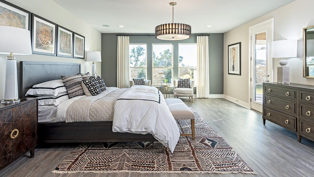 Bedroom featured in the Larimar By Taylor Morrison in Houston, TX