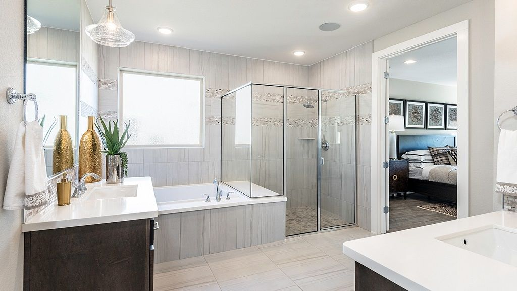 Bathroom featured in the Larimar By Taylor Morrison in Houston, TX