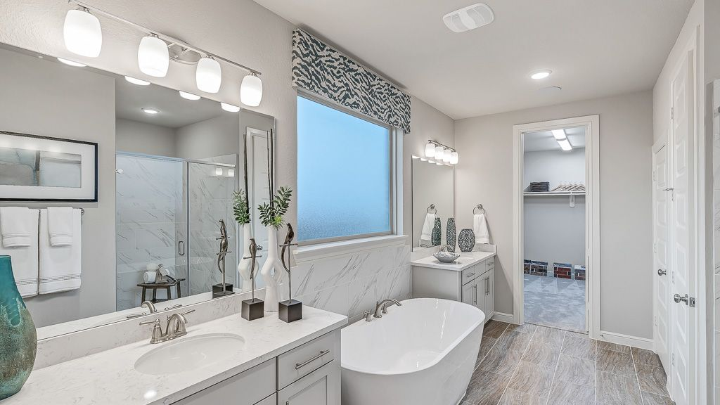 Bathroom featured in the Sapphire By Taylor Morrison in Houston, TX